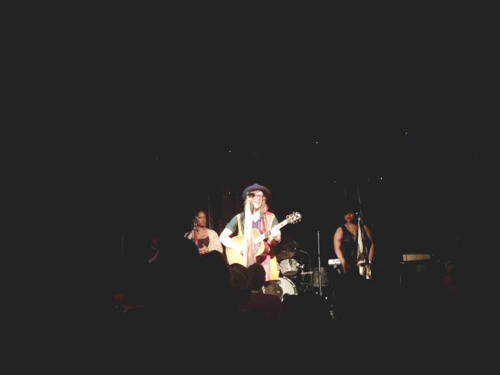 Allen Stone at the Wonder Ballroom in Portland, OR // stephanieorefice.net
