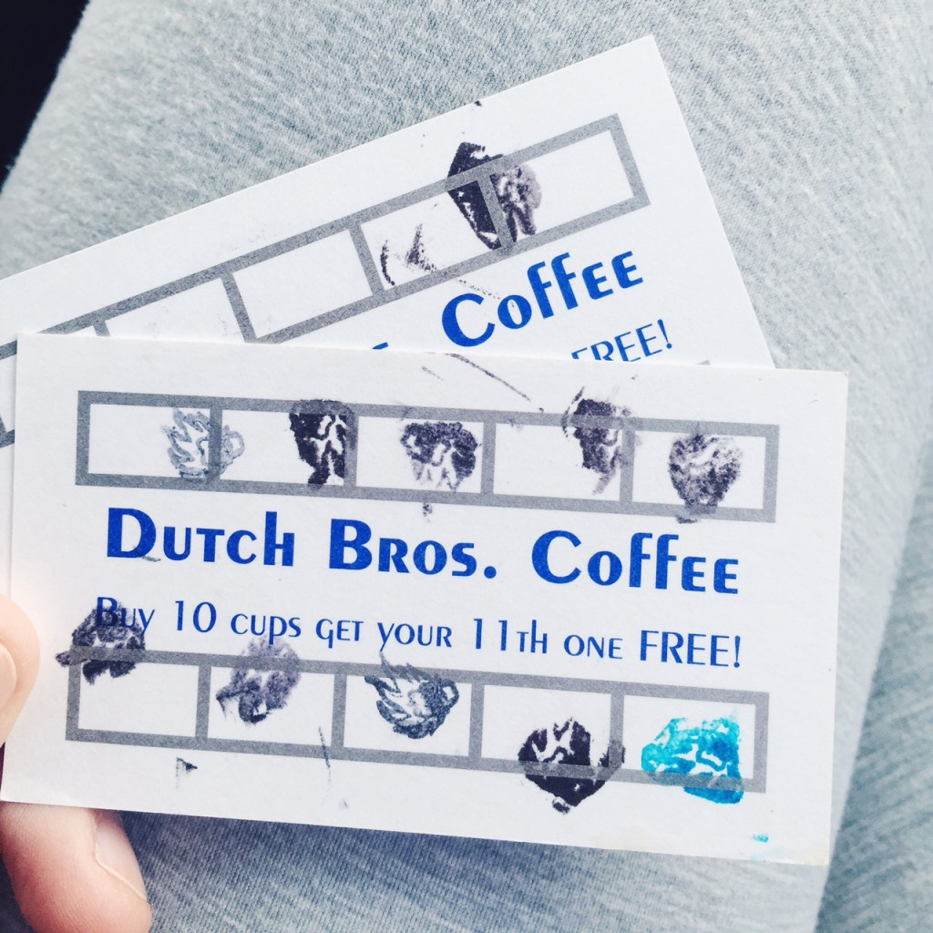 dutch bros // stephanieorefice.net