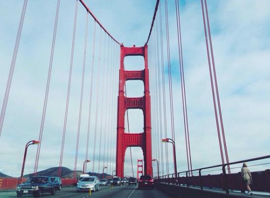 Golden Gate Bridge // Stephanieorefice.net