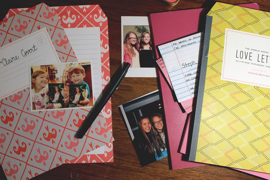 30 love letters to send your best friend // stephanieorefice.net