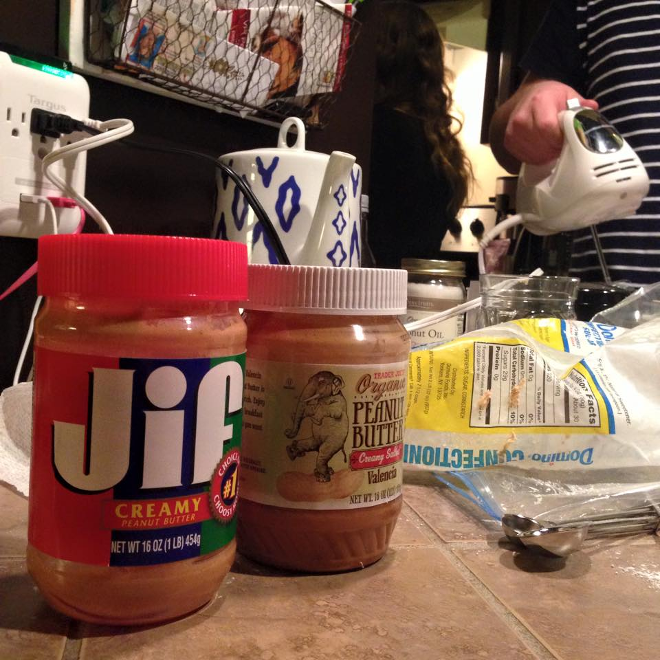 National Peanut Butter Day // stephanieorefice.net