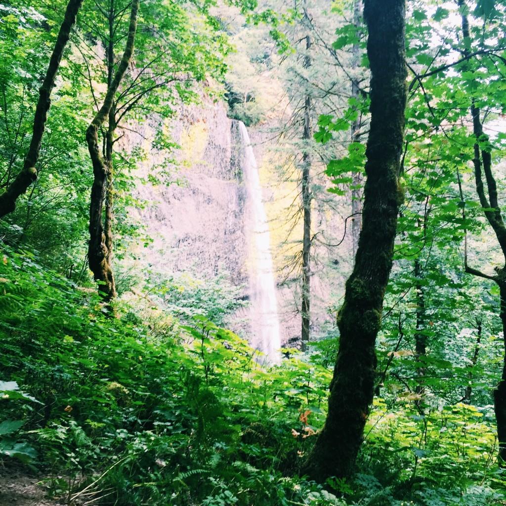 Latourell Falls // Portland, OR // stephanieorefice.net