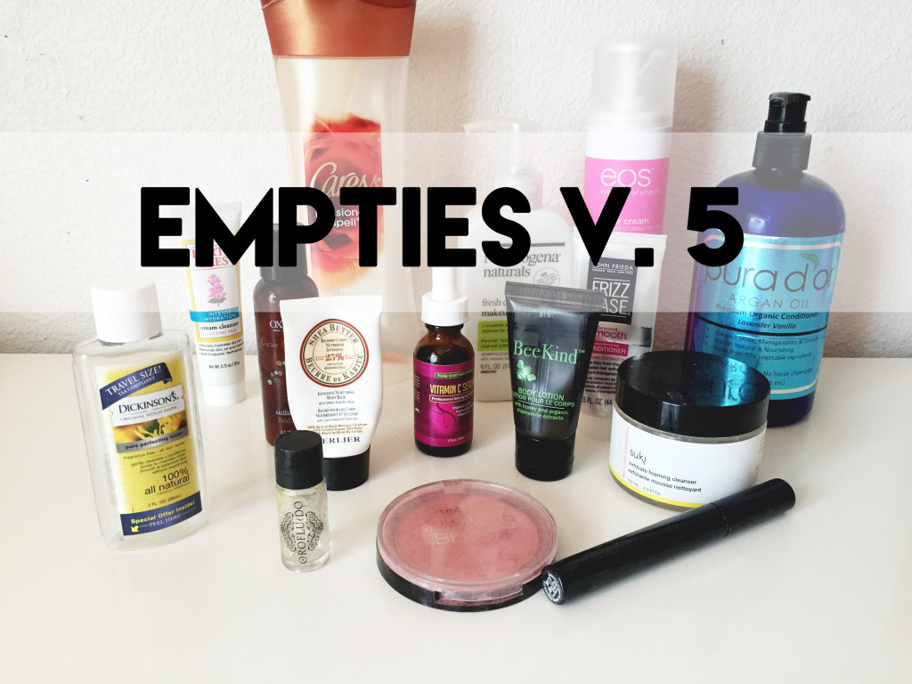 empties v. 5 // stephanieorefice.net