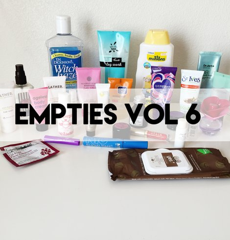 Empties Vol. 6
