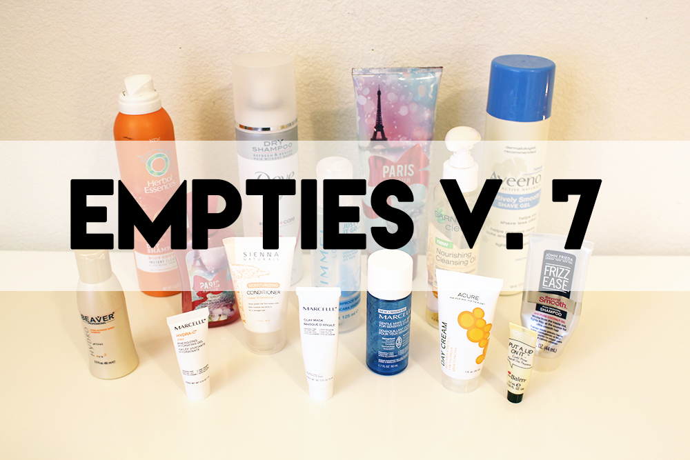 empties volume 7 // stephanieorefice.net