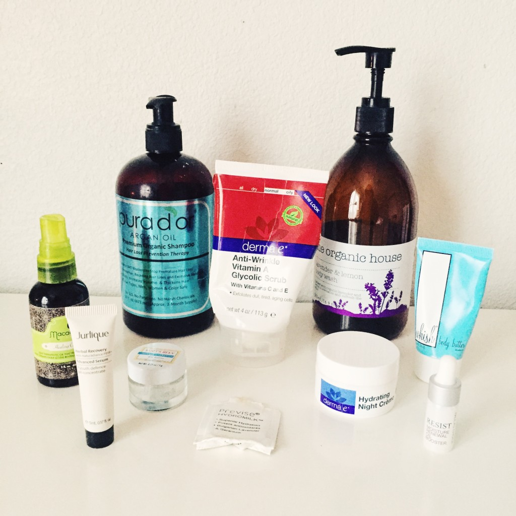 Empties V. 8 // stephanieorefice.net