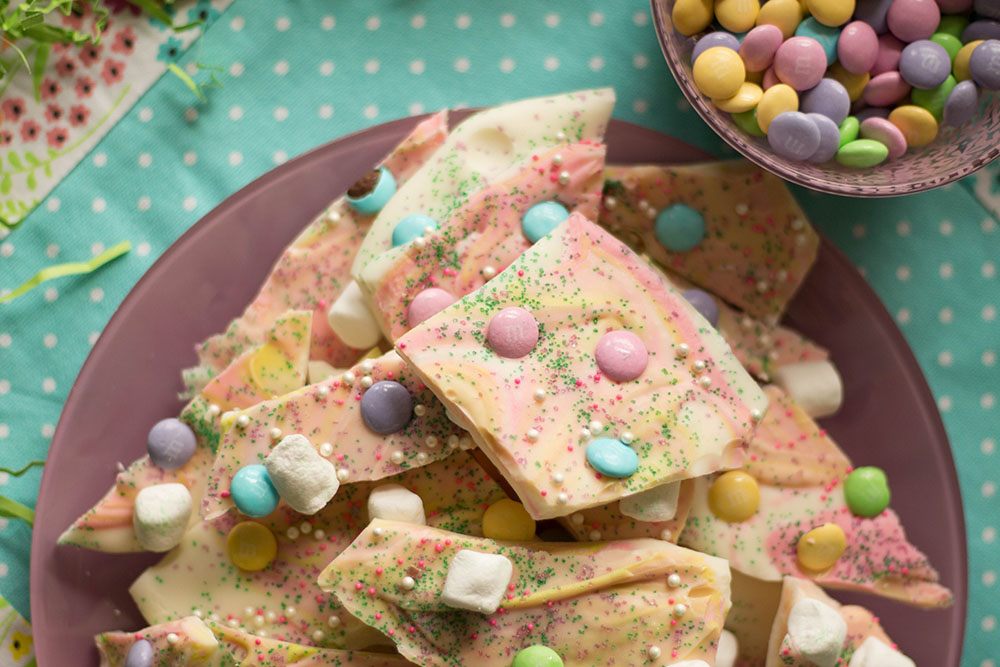 Bunny Bark Recipe // stephanieorefice.net