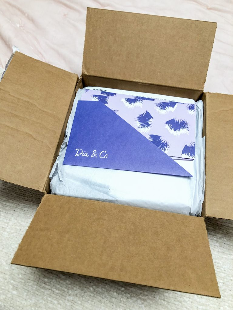 Dia & Co Box Review